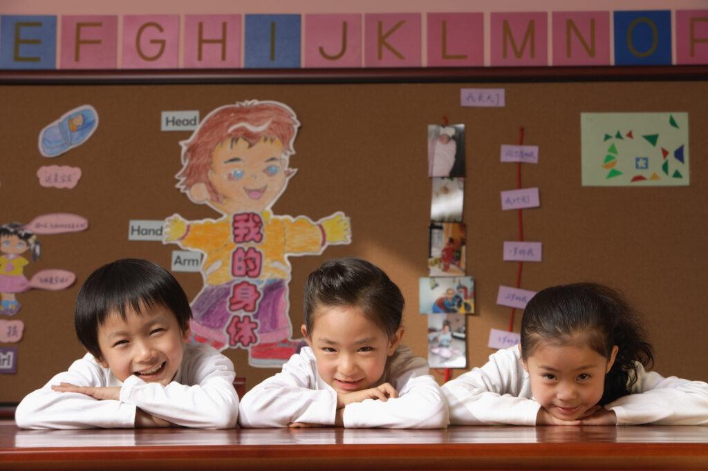中国と日本の小学校の違い 科目、水泳、実験、